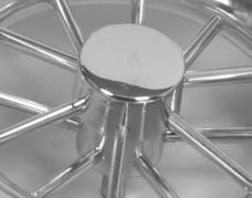 Caddieaway wheel hub cap ( 2 pcs) picture